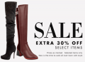Milanoo: 30% Off Boot Sale
