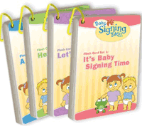 Signing Time: Flash Cards Starts From $10.99