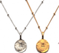 Sacred Jewels: Save On Sacred Jewels Initial Charm Necklaces