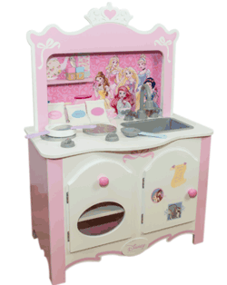 Wicked Cool Toys: Disney Royal Kitchen Vanity Only $269.99