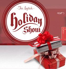 Logitech: Die Christmas Show: Versuchen, Jede Woche Ein Neues Fenster Zu Gewinnen