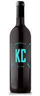 Manos Wine: Kansas City Badge Etched Wine Bottle As Low As $32