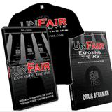 UNFAIR: UnFair DVD/Book/T-Shirt Combo For Only $30.95