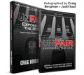 UNFAIR: Autograph DVD/Book Combo For Only $35.95