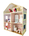 Wicked Cool Toys: Sweet Bungalow My Girl's Dollhouse For Only $299