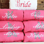 Heritage Wedding: Shop For Waffle Robes