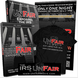 UNFAIR: UnFair Fan Package For Only $40.95