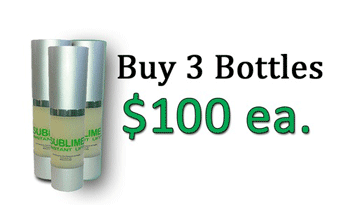 Get Sublime Instant Lift: Order Sublime Instant Lift 3pak For $300