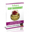 Hamptons Brine: The Miracle Of Raw Sauerkraut E-Book