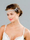 Preston And Olivia: CRYSTAL FRINGE HEADBAND