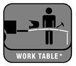 Shark Kage: Work Table