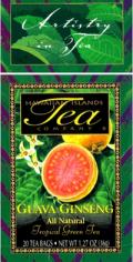 Hawaii Coffee Company: Guava Ginseng Tropical Green Tea For $5.95