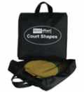 OnCourt OffCourt: Court Shapes Bag For $19