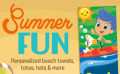 Tys Toy Box: Personalized Summer Gifts For $19.99