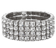 BoardwalkBuy: ​89% Off Four Row Bracelet