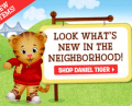 Tys Toy Box: Daniel Tiger's Neighborhood From $4.99