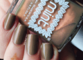 Mint Polish: 50% Off Buttered Rum