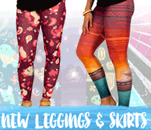 TeeFury: Leggings And Skirts Only Starting From $35