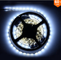 Banggood LED Strip Lights: 60% Off + Free Shipping