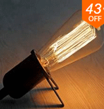 Banggood Edison Bulbs: 43% Off  + Free Shipping