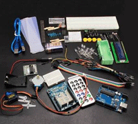 Banggood Arduino UNO: Arduino Compatible UNO R3 Starter Kit Set For Step Motor 1602 LCD For $32.50