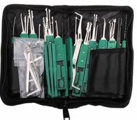 Banggood Lock Pick Set: 32 Pieces Klom Lock Pick Tools Set Lock Opener Locksmith Picking For $26.29