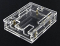 Banggood Arduino UNO: Transparent Acrylic Case Shell For Arduino UNO R3 For $3.51