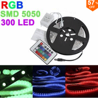 Banggood LED Strip Lights: 57% Off + Free Shipping