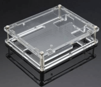 Banggood Arduino UNO: Transparent Acrylic Shell Box For Arduino UNO R3 Module Board For $2.79