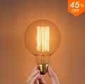 Banggood Edison Bulbs: 45% Off  + Free Shipping