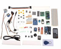 Banggood Arduino UNO: Arduino Compatible UNO R3 Starter Kit Set Upgraded Version With RFID For $41.99