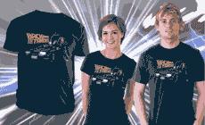 TeeFury: Back To The TARDIS T-shirt For $20