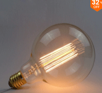 Banggood Edison Bulbs: 32% Off  + Free Shipping