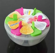 Banggood Popsicle Molds: Ice Lolly Cream Mold Popsicle Frozen Treat Tray Pole For $3.69