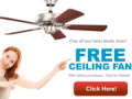 Hansen Wholesale: FREE Ceiling Fan Offer