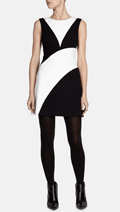 Karen Millen: 60'S Colourblock Dress For $179