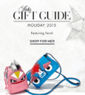Saks Fifth Avenue: Shop Now! Saks Gift Guide Holiday 2015