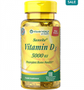 Vitamin World: 60% Off Vitamin D3 5000 IU + Free Shipping