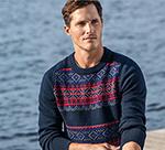 Nautica: 40% Off Men's Sweater+ Free Shipping