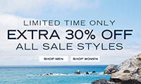 Nautica: 50% Off Sale Items & Extra 30% Off + Free Shipping