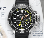 Nautica: 20% Off Watches + Free Shipping