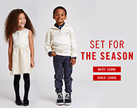 Nautica: Kids' Clothing From $9.9 + Free Shipping