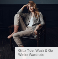Gilt: Shop For Gilt X Tide: Wash & Go Winter Wardrobe