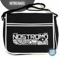 Arcane Store: Retro Messenger Bag From £17.99