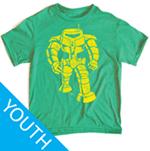 Ames Bros: Ames Bros Man-Bot Youth T-Shirt For $26