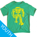 Ames Bros: Ames Bros Man-Bot Youth T-Shirt For $26