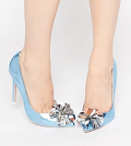 Asos: ASOS PLAYER Pointed High Heels