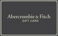 Cardpool: 4.5% Off Abercrombie & Fitch Gift Cards