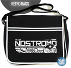Arcane Store: Retro Messenger Bag From £17.99