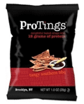 Nashua Nutrition: 37% Off ProTings Baked Protein Crisps - Tangy Southern BBQ (1 Bag)